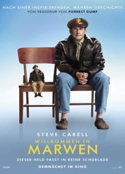 Welcome to Marwen (2018)<br><small><i>Welcome to Marwen</i></small>