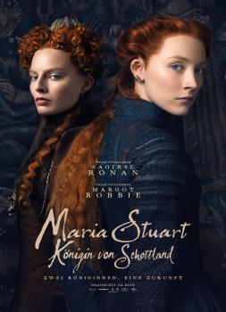 <b>Jenny Shircore, Marc Pilcher, Jessica Brooks</b><br>Maria Stuart, Königin von Schottland (2018)<br><small><i>Mary Queen of Scots</i></small>
