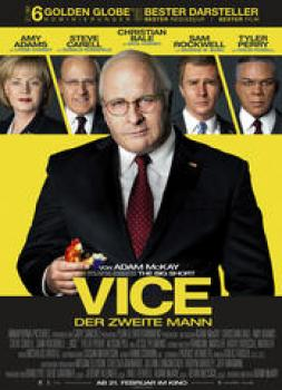 <b>Greg Cannom, Kate Biscoe, Patricia DeHaney</b><br>Vice (2018)<br><small><i>Vice</i></small>