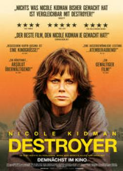 <b>Nicole Kidman</b><br>Destroyer (2018)<br><small><i>Destroyer</i></small>