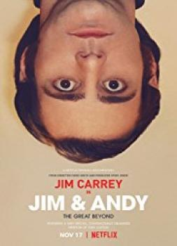 Jim & Andy (2017)<br><small><i>Jim & Andy</i></small>