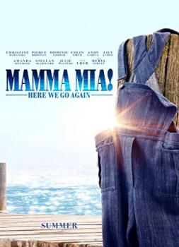 Mamma Mia! Here We Go Again (2018)<br><small><i>Mamma Mia! Here We Go Again</i></small>