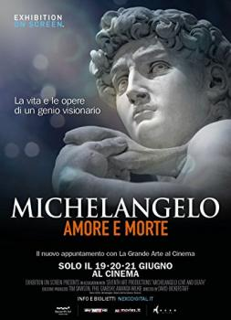 Michelangelo: Love and Death (2017)<br><small><i>Michelangelo: Love and Death</i></small>