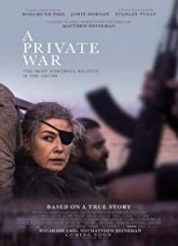 <b>Rosamund Pike</b><br>A Private War (2018)<br><small><i>A Private War</i></small>