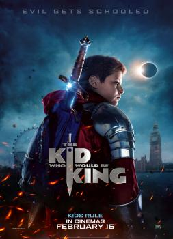 The Kid Who Would Be King (2019)<br><small><i>The Kid Who Would Be King</i></small>
