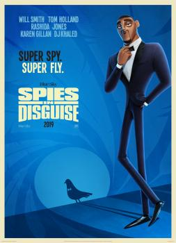 Spies in Disguise (2019)<br><small><i>Spies in Disguise</i></small>