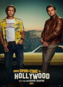 Once Upon a Time in Hollywood (2019)<br><small><i>Once Upon a Time in Hollywood</i></small>