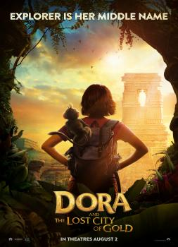 Dora und die goldene Stadt (2019)<br><small><i>Dora and the Lost City of Gold</i></small>