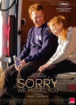 Sorry We Missed You (2019)<br><small><i>Sorry We Missed You</i></small>