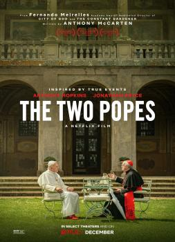 <b>Anthony McCarten</b><br>Die zwei Päpste (2019)<br><small><i>The Two Popes</i></small>