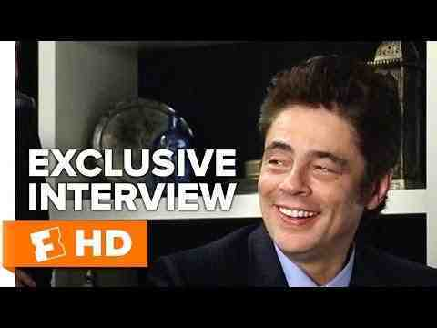 Sicario - Interview
