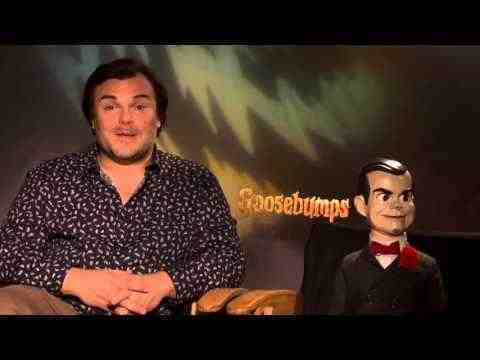 Goosebumps - Jack Black & Slappy Interview