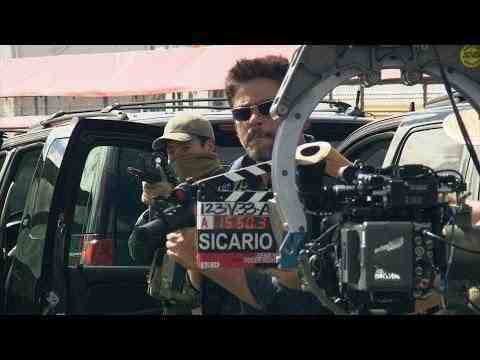 Sicario - Interviews