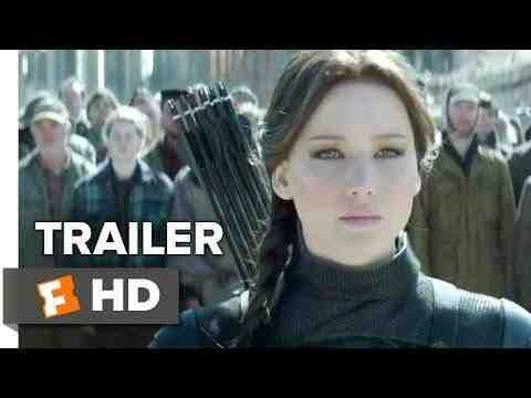 The Hunger Games: Mockingjay - Part 2 - trailer 4