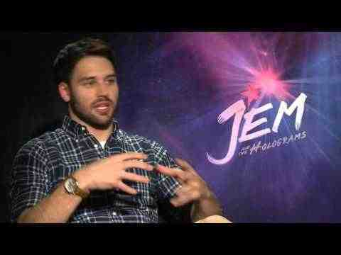 Jem and the Holograms - Ryan Guzman Interview