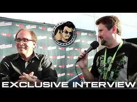Goosebumps - R. L. Stine Interview