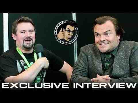 Goosebumps - Jack Black Interview