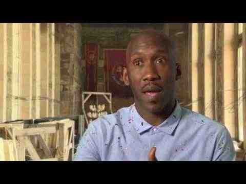 The Hunger Games: Mockingjay - Part 2 - Mahershala Ali Interview