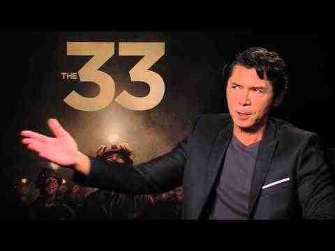 The 33 - Lou Diamond Phillips Interview