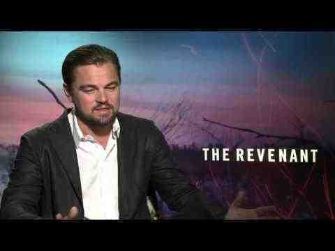 The Revenant - Leonardo DiCaprio Interview