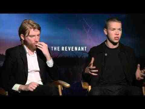 The Revenant - Domnhall Gleeson & Will Poulter Interview