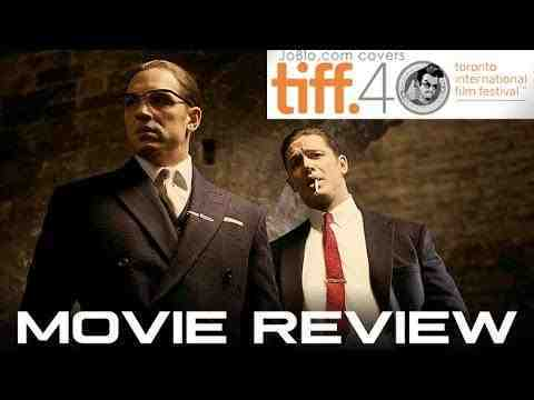 Legend - Movie Review