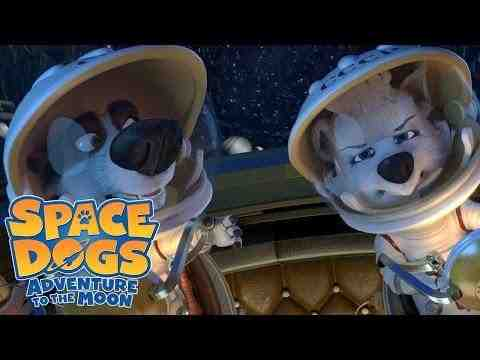 Space Dogs Adventure to the Moon 1