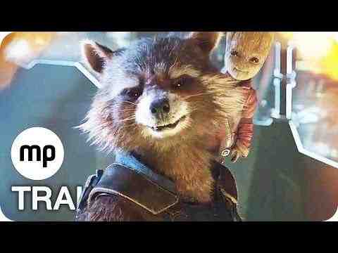 Guardians of the Galaxy 2 - trailer 1