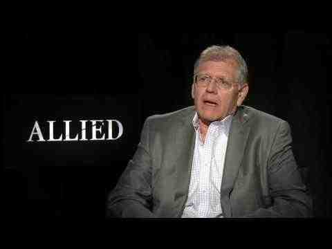 Allied - Director Robert Zemeckis Interview
