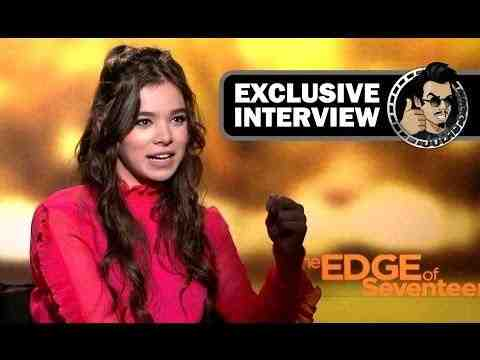 The Edge of Seventeen - Hailee Steinfeld Interview