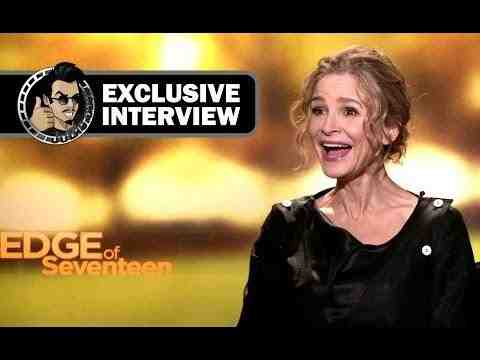 The Edge of Seventeen - Kyra Sedgwick Interview