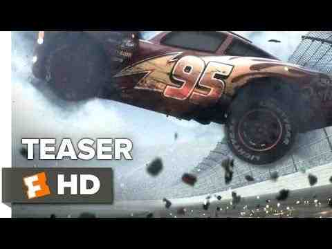 Cars 3 - teaser trailer 1