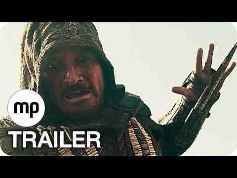 Assassin's Creed - trailer 3