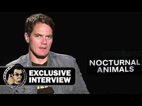 Nocturnal Animals - Michael Shannon Interview