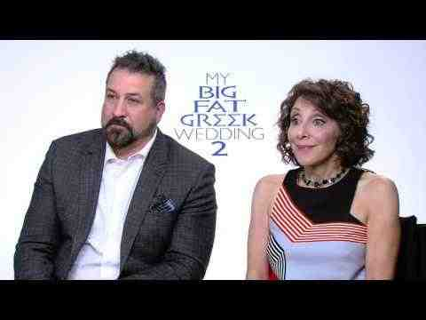 My Big Fat Greek Wedding 2 - Joey Fatone & Andrea Martin Interview