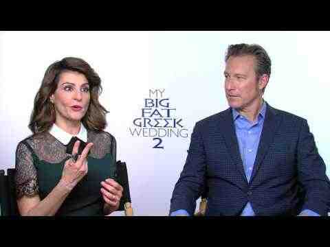 My Big Fat Greek Wedding 2 - Nia Vardalos & John Corbett Interview