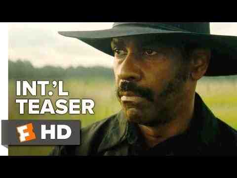 The Magnificent Seven - trailer 1