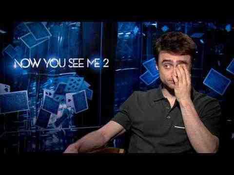Now You See Me 2 - Daniel Radcliffe Interview