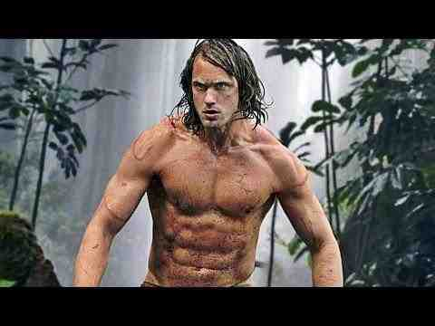 Legend of Tarzan - trailer 3