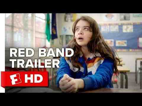The Edge of Seventeen - trailer 1