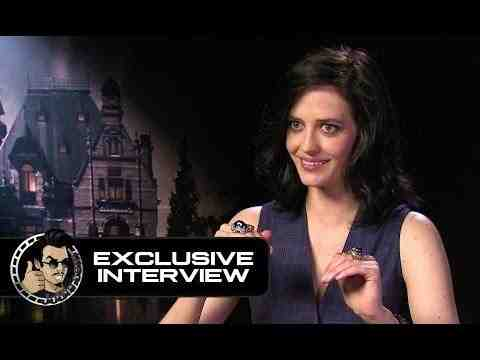 Miss Peregrine's Home for Peculiar Children - Eva Green interview
