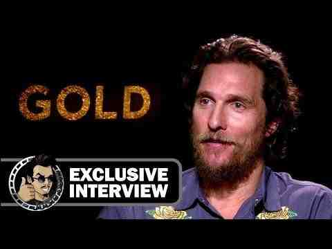 Gold - Matthew McConaughey Interview