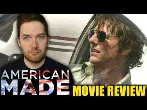 American Made - Chris Stuckmann movie review