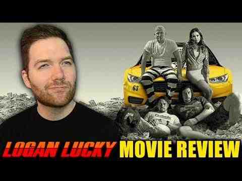 Logan Lucky - Chris Stuckmann Movie review