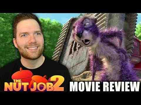 The Nut Job 2: Nutty by Nature - Chris Stuckmann Movie review