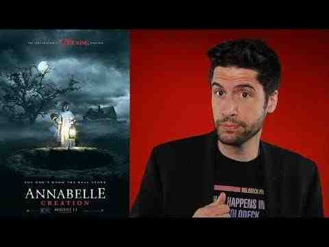 Annabelle: Creation - Jeremy Jahns Movie review