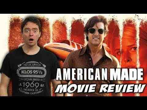 American Made - Schmoeville Movie Review
