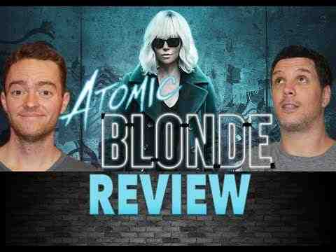 Atomic Blonde - Schmoeville Movie Review