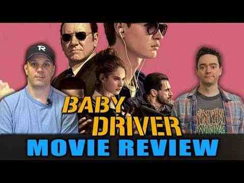Baby Driver - Schmoeville Movie Review