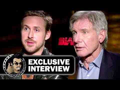 Blade Runner 2049 - Harrison Ford & Ryan Gosling Interview